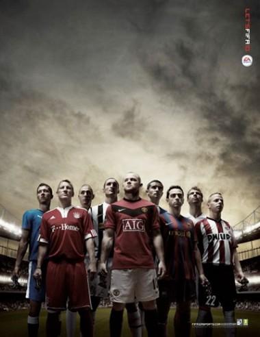 EA Sports FIFA 10 Campaign