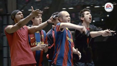 EA Sports FIFA 11 Campaign