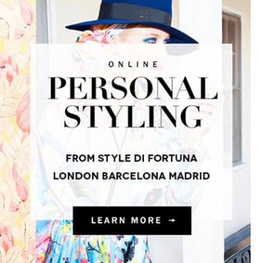 Online styling advice